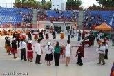 Más de doscientas personas participaron en la Fiesta del Sol 'Inti Raymi'