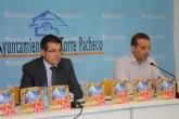 El Ayuntamiento de Torre-Pacheco presenta su programación cultural para el verano