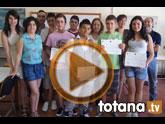 Un total de once jóvenes alumnos finalizan su curso en el Aula Ocupacional
