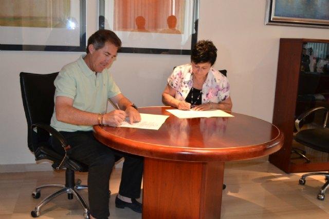 Convenio de la FFRM con la Asociacion Mucho Por Vivir. - 2, Foto 2