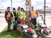 Finalizan dos cursos de jardinería y ayudante de cocina desarrollados en Totana