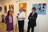 Inuaugurada una exposición elaborada por los alumnos de PROMETEO