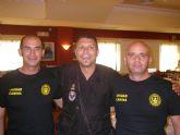 Representantes de la Unidad Canina de la Policía Local asisten al Congreso Anual de la Asociación Española de Guías Caninos de Policías Locales
