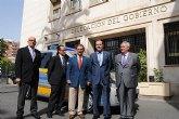 Un nuevo vehículo de la DGT velará por la seguridad vial de Abanilla, Beniel, Santomera y Fortuna