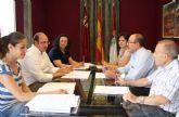 Se reúne la Junta de Gobierno del Consorcio Turístico Medina Nogalte