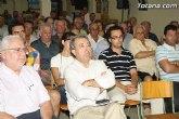 El PP de Murcia explica en Totana 'la verdad de las reformas que está llevando a cabo el Gobierno de Rajoy'
