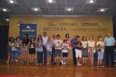 Entregados los premios del XXIV certamen de literatura infantil y juvenil 'Encarnación Martínez Barberán'