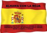 El domingo, el centro cortado para que todos los alhameños puedan ver en directo el partido de la selecci�n española en la final de la Eurocopa