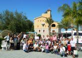 Los miembros de la Asociación 'Amigos de la Torre' de Alguazas realizan un viaje cultural a Villajoyosa