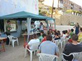 Unas jornadas temáticas centran en Alguazas el proyecto de regeneración medioambiental de las márgenes del río Mula a su paso por la localidad