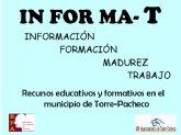 El Ayuntamiento de Torre-Pacheco pone a disposición de los vecinos la guía de recursos educativos y formativos del municipio
