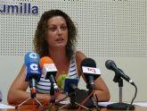 Ana Martínez, Concejala de Sanidad, presenta públicamente su trabajo en estos primeros meses de legislatura