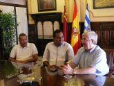El Alcalde recibe a un grupo de empresarios de la India