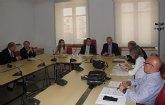 Reunión del Patronato de la Fundación Mariano Ruiz Funes