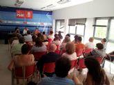 González Tovar denuncia los brutales recortes de Valcárcel a los más desfavorecidos en los peores momentos de la crisis
