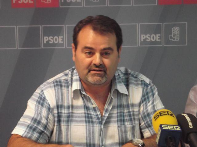 Antonio Navarro: Desde el Partido Socialista, exigimos que se cumplan los compromisos contraídos - 1, Foto 1