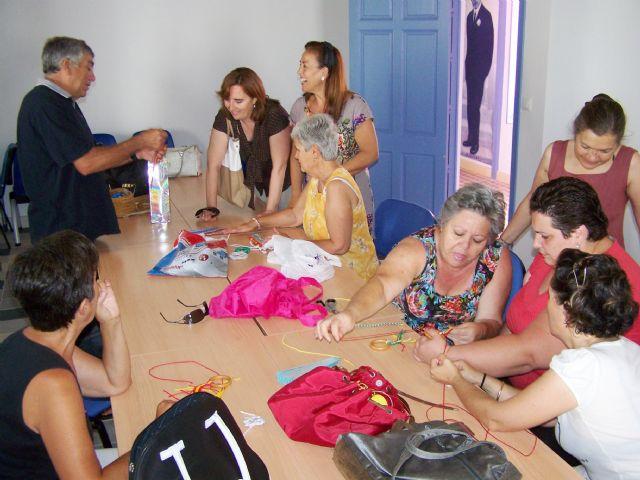 Finaliza el semestre de actividades organizado por la concejalía de Mujer del Ayuntamiento de Águilas - 1, Foto 1