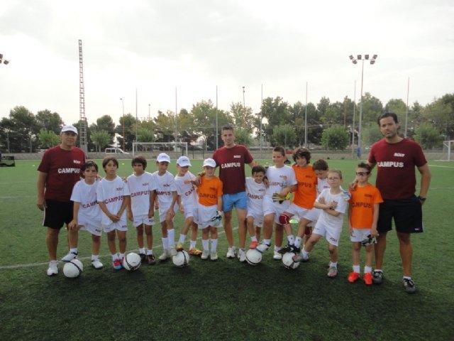 La Federación clausura su primera semana de campus de Fútbol - 1, Foto 1