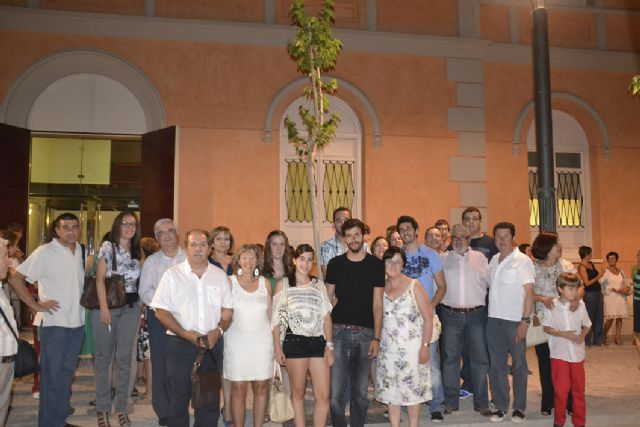 Familiares y amigos arroparon a Juan Carlos Gandía Ortega en el estreno de ´La herida del tiempo´ - 1, Foto 1