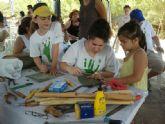 Alguazas celebra las primeras jornadas temáticas sobre el uso de la caña