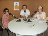 La ganadora del Certamen de Jóvenes Diseñadores de la Región de Murcia, en los micrófonos de Alguazas Radio