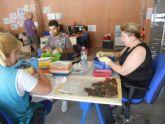 20 trabajadores desempleados contratados por el SEF finalizan el programa para realizar trabajos de excavación y limpieza arqueológica en el Yacimiento Argárico de La Bastida