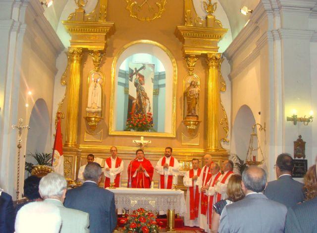 La imagen de San Pedro recorre las calles de la localidad en el día grande de las fiestas patronales - 5, Foto 5
