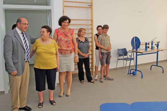 Jornadas de Puertas Abiertas en el nuevo Centro de Estancias Diurnas para personas con discapacidad de Puerto Lumbreras - 1, Foto 1