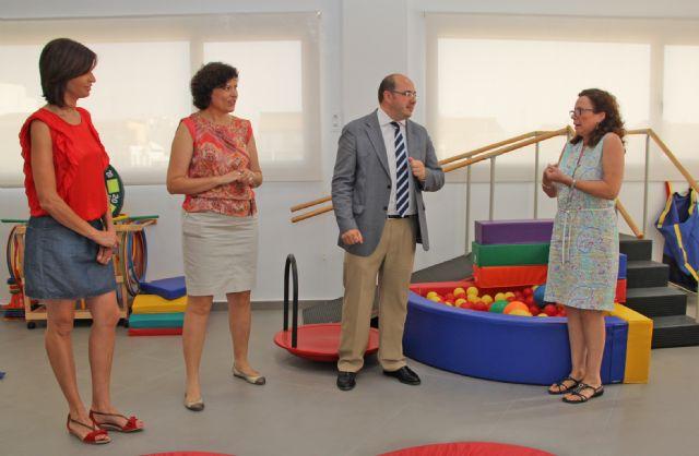 Jornadas de Puertas Abiertas en el nuevo Centro de Estancias Diurnas para personas con discapacidad de Puerto Lumbreras - 2, Foto 2