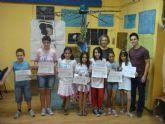 Segundo año de la muestra 'Art-Ete' realizada por los alumnos con problemas de integración del Centro Artístico Flash-Art