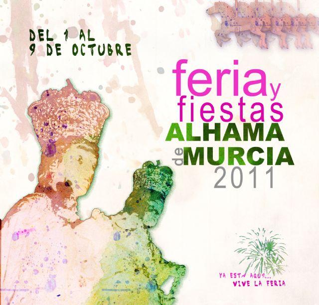 El diseño de la portada del libro de Fiestas 2012 sale a concurso, Foto 1