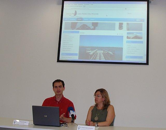 San Pedro del Pinatar renueva su imagen en internet con una web más accesible y ágil para el ciudadano - 2, Foto 2
