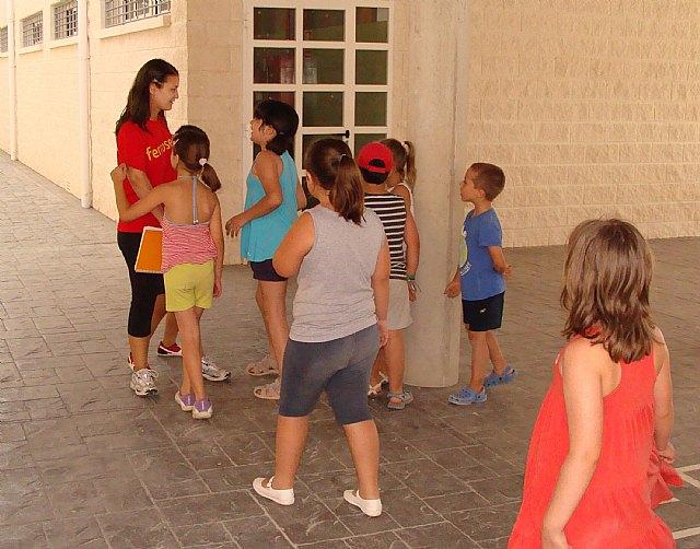La Escuela de Verano comienza con niños de 3 a 12 años en los colegios Villa Alegría y Maspalomas - 1, Foto 1