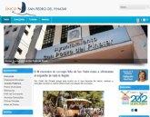 San Pedro del Pinatar renueva su imagen en internet con una web más accesible y ágil para el ciudadano