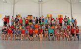 Puerto Lumbreras congrega a 60 jóvenes en el Campamento de verano Bilingüe del Cabezo la Jara