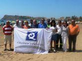 La 'Q' de Calidad Turística ya ondea en las playas del Rihuete y Castellar