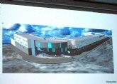 Sotoca presenta en Archena el proyecto del nuevo colegio Miguel Medina