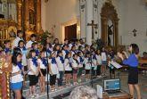 Nace en San Javier el Coro de Voces Blancas formado por cuarenta niños