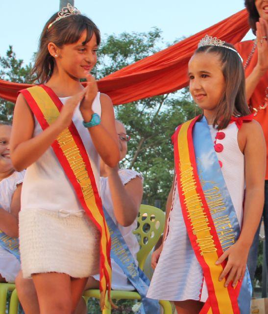 Silvia Pérez fue coronada Reina Infantil 2012 de Puerto Lumbreras - 1, Foto 1