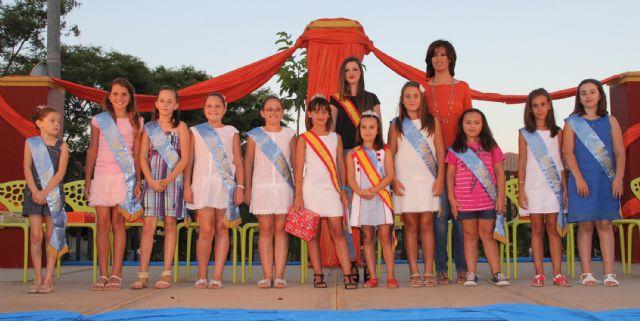 Silvia Pérez fue coronada Reina Infantil 2012 de Puerto Lumbreras - 2, Foto 2