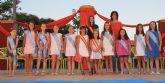 Silvia Pérez fue coronada Reina Infantil 2012 de Puerto Lumbreras
