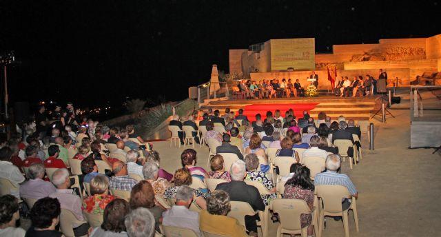 Puerto Lumbreras otorgó galardones y distinciones a ciudadanos y entidades locales con motivo del Día de la Independencia - 3, Foto 3