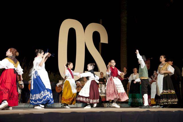 El Festival de Folclore de La Palma cierra con un repaso a las costumbres de los pueblos españoles, Foto 1