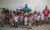 La Escuela de Verano de Puerto Lumbreras ofrece refuerzo educativo y actividades de ocio a durante los meses estivales