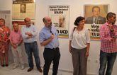 Inaugurada la exposición 'Miradas y Palabras sobre la Transición en la Región de Murcia' que se expone en la Casa de los Duendes hasta el 30 de julio