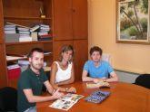 Con los dos nuevos estudiantes de este verano ya son más de 100 alumnos que han realizado sus prácticas en el Ayuntamiento