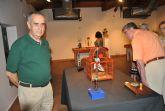 El escultor Emilio Vilaseca lleva al museo de San Javier sus obras Ready Made y de Objetos Encontrados