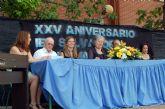 El IES 'Salvador Sandoval' de Las Torres de Cotillas celebró sus bodas de plata