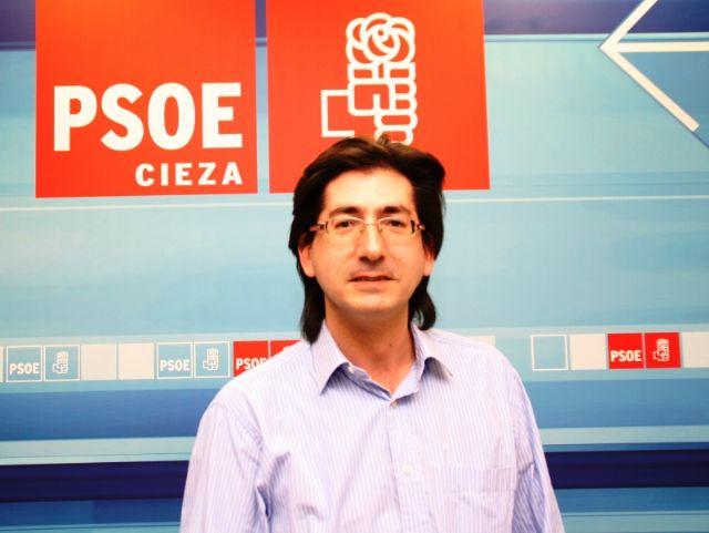 Antonio Ignacio Martínez-Real, nuevo Secretario del PSOE de Cieza - 1, Foto 1