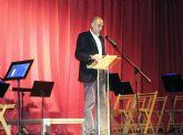 Santiago de la Ribera estrenó una sala de teatro en el club social 'Príncipe de Asturias'